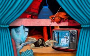 The Room|Obra gráficadeHelena Revuelta| Compra arte en Flecha.es