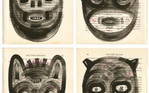 SPECIES II|DibujodeVicente Aguado| Compra arte en Flecha.es