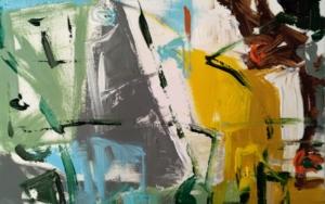 Geometría abstracta 03|PinturadeManuel Berbel| Compra arte en Flecha.es