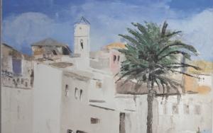 MONTGAT|PinturadeTines| Compra arte en Flecha.es