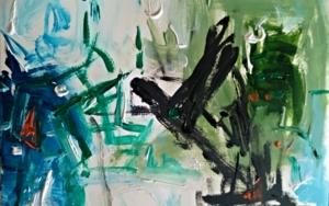 Geometría abstracta 04|Pinturademhberbel| Compra arte en Flecha.es