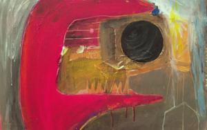 Selfie|PinturadeSabrina Barrios| Compra arte en Flecha.es