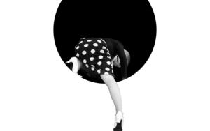 Agujero negro nº 9|CollagedeGabriel Aranguren| Compra arte en Flecha.es