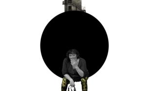 Agujero negro nº 10|CollagedeGabriel Aranguren| Compra arte en Flecha.es