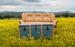 Reflexiones de un sofá|FotografíadeÁngela Fernández Häring| Compra arte en Flecha.es