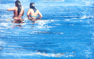 Primas|PinturadeCarmen Montero| Compra arte en Flecha.es