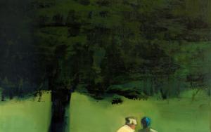 Picnic|PinturadeCarmen Montero| Compra arte en Flecha.es