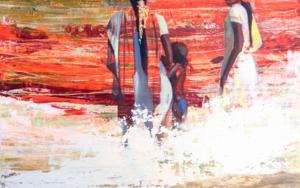 Mar de curry|PinturadeCarmen Montero| Compra arte en Flecha.es