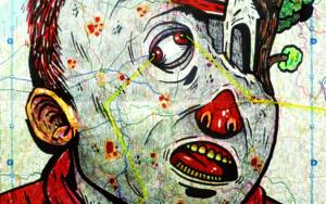 ODIUM NOSTRUM|DibujodeVicente Aguado| Compra arte en Flecha.es
