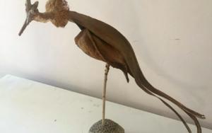 zopilote|EsculturadeDaniel Salorio| Compra arte en Flecha.es