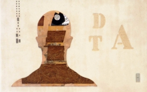 """DATA INTRO""|CollagedePep Monerris ""Bagaix""| Compra arte en Flecha.es"