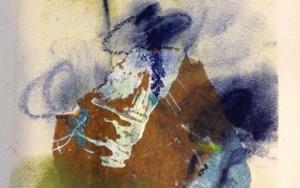 Tierra azul|DibujodeEdurne Gorrotxategi| Compra arte en Flecha.es