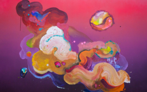 OUTER SPACE II|Obra gráficadeMisterpiro| Compra arte en Flecha.es