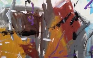 Geometría abstracta number 5|Pinturademhberbel| Compra arte en Flecha.es