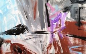 Geometría abstracta  08|PinturadeManuel Berbel| Compra arte en Flecha.es