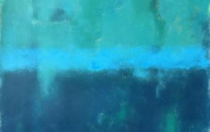 Sea III PinturadeLuis Medina  Compra arte en Flecha.es