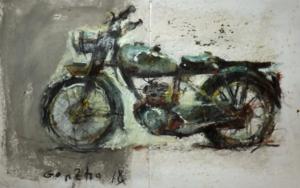 Amoto I|PinturadeGonzho| Compra arte en Flecha.es