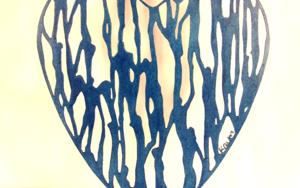 Desde el corazón 17|EsculturadeKrum Stanoev| Compra arte en Flecha.es