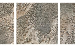 Liquidvibration Tríptico|CollagedeKaren Hain| Compra arte en Flecha.es
