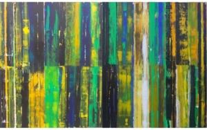 Double Resistance 1 and 2 (Díptico) PinturadeFrancisco Santos  Compra arte en Flecha.es