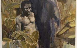 Safi|PinturadeVera Edwards| Compra arte en Flecha.es
