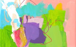 GARDEN  07|PinturadeMarta Aguirre| Compra arte en Flecha.es