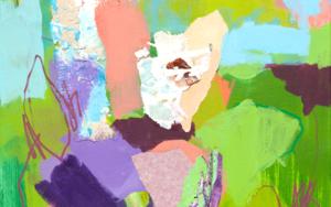 GARDEN 17|PinturadeMarta Aguirre| Compra arte en Flecha.es