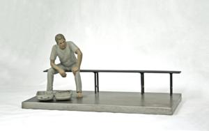¿A dónde voy?|EsculturadeMarta Sánchez Luengo| Compra arte en Flecha.es