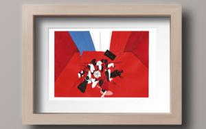 Climax|CollagedeIgnacio Lobera| Compra arte en Flecha.es
