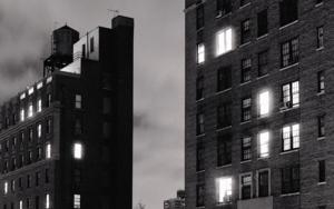 Upper West Side Night_NYC, USA|FotografíadeAndy Sotiriou| Compra arte en Flecha.es
