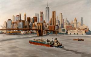 New Lower Manhattan|FotografíadeCarlos Arriaga| Compra arte en Flecha.es