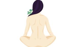 El cuerpo y su energía son uno solo DibujodeSara Novovitch  Compra arte en Flecha.es
