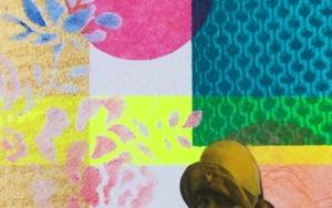 Esperando|CollagedeOlga Moreno Maza| Compra arte en Flecha.es