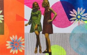 La parada|CollagedeOlga Moreno Maza| Compra arte en Flecha.es