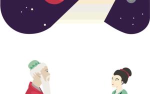 La importancia del cosmos en la energía humana|DibujodeSara Novovitch| Compra arte en Flecha.es