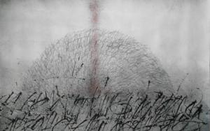 Amanecer desde Vesta 10|PinturadeJorge Regueira| Compra arte en Flecha.es