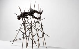 ENTREPALOS|EsculturadeFernando Suárez| Compra arte en Flecha.es