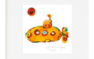 Submarino|Dibujoderichard martin| Compra arte en Flecha.es