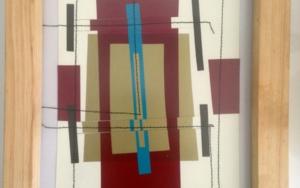 Dorada 19|CollagedeFabiana Zapata| Compra arte en Flecha.es