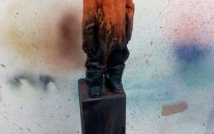 Cuestión de perspectiva.|EsculturadeReula| Compra arte en Flecha.es