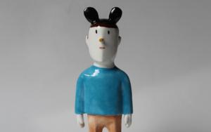 Pyrrho Miki|EsculturadeManuel Sánchez-Algora| Compra arte en Flecha.es