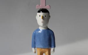 Pyrrho Sottsass EsculturadeManuel Sánchez-Algora  Compra arte en Flecha.es