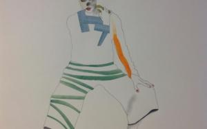 Sin título|DibujodeJAVIER MACHIMBARRENA| Compra arte en Flecha.es