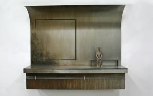 Llegará|Escultura de pareddeMarta Sánchez Luengo| Compra arte en Flecha.es