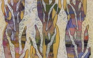 Algas marinas|PinturadeFrancisco Santos| Compra arte en Flecha.es