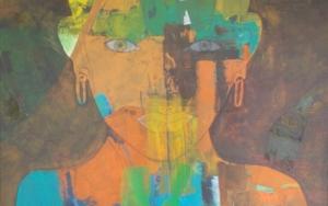Cartel (Decollage)|PinturadeFrancisco Santos| Compra arte en Flecha.es