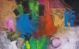 Insostenible ligereza del ser|PinturadeFrancisco Santos| Compra arte en Flecha.es