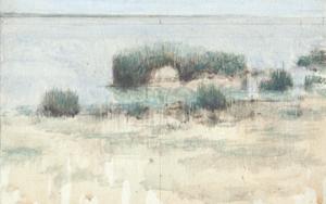 Ribera del Guadalquivir XI PinturadeJosé Luis Romero  Compra arte en Flecha.es