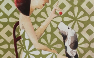 CANDY|Obra gráficadeDidier Lourenço| Compra arte en Flecha.es
