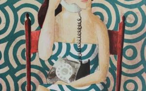 THE CALL|Obra gráficadeDidier Lourenço| Compra arte en Flecha.es